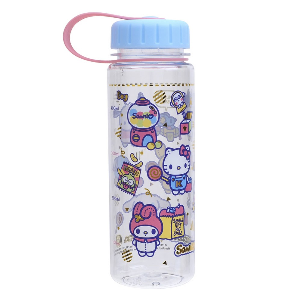 Mix Characters Water Bottle 膠水樽(450ml)