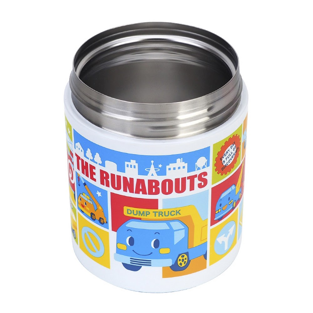The Runabouts Stainless Steel Vacuum Food Jar 真空保溫壺(不銹鋼)