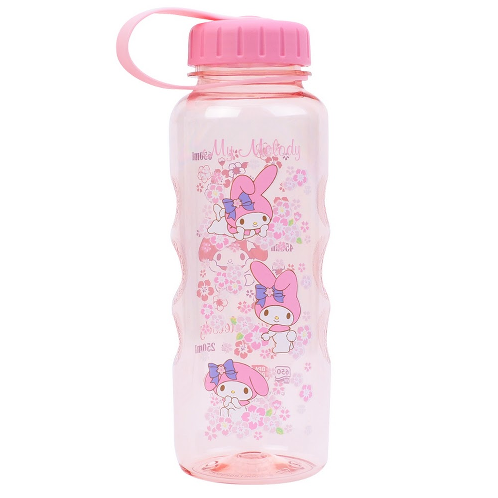 My Melody Water Bottle 膠水樽(650ml)(5天內發貨)