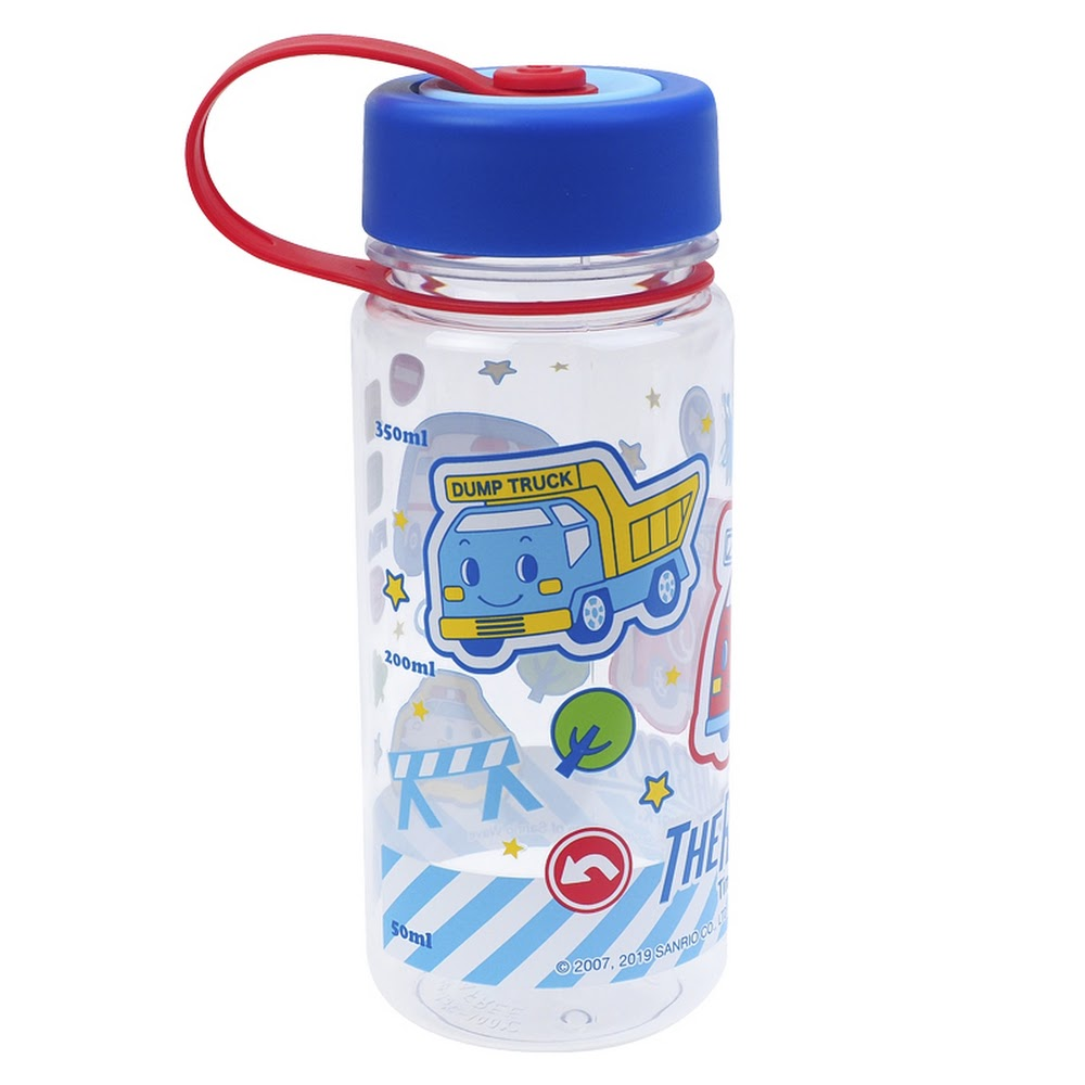 The Runabouts Water Bottle 膠水樽(350ml)(5天內發貨)