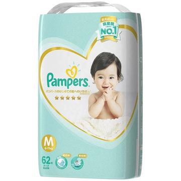 Pampers 幫寶適 Pampers Ichiban M62 尿片